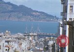 Image of North Beach San Francisco cable car 1960s San Francisco California USA, 1968, second 47 stock footage video 65675021687