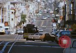 Image of North Beach San Francisco cable car 1960s San Francisco California USA, 1968, second 55 stock footage video 65675021687