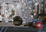 Image of North Beach San Francisco cable car 1960s San Francisco California USA, 1968, second 56 stock footage video 65675021687