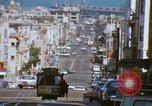 Image of North Beach San Francisco cable car 1960s San Francisco California USA, 1968, second 58 stock footage video 65675021687