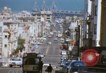 Image of North Beach San Francisco cable car 1960s San Francisco California USA, 1968, second 59 stock footage video 65675021687
