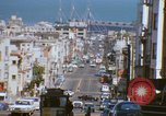 Image of North Beach San Francisco cable car 1960s San Francisco California USA, 1968, second 62 stock footage video 65675021687