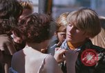 Image of Hippies San Francisco California USA, 1968, second 22 stock footage video 65675021688