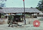 Image of military training Vietnam, 1971, second 37 stock footage video 65675021700