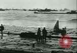 Image of D Day Normandy France, 1944, second 49 stock footage video 65675021724
