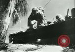 Image of World War II amphibious assault in Pacific Pacific Theater, 1944, second 22 stock footage video 65675021727