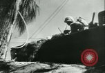 Image of World War II amphibious assault in Pacific Pacific Theater, 1944, second 23 stock footage video 65675021727