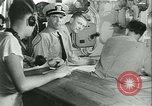 Image of World War II amphibious assault in Pacific Pacific Theater, 1944, second 32 stock footage video 65675021727