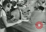 Image of World War II amphibious assault in Pacific Pacific Theater, 1944, second 33 stock footage video 65675021727