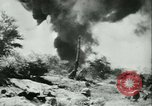 Image of World War II amphibious assault in Pacific Pacific Theater, 1944, second 58 stock footage video 65675021727