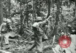 Image of World War II amphibious assault in Pacific Pacific Theater, 1944, second 59 stock footage video 65675021727