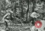 Image of World War II amphibious assault in Pacific Pacific Theater, 1944, second 60 stock footage video 65675021727