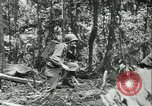 Image of World War II amphibious assault in Pacific Pacific Theater, 1944, second 61 stock footage video 65675021727