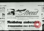 Image of Norwegian Campaign Western Front European Theater, 1940, second 23 stock footage video 65675021737