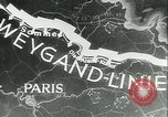 Image of Battle of France France, 1940, second 7 stock footage video 65675021751