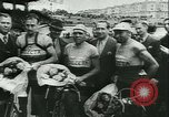 Image of Bicycle race Germany, 1942, second 3 stock footage video 65675021769