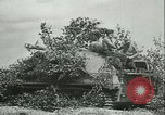 Image of German soldiers Eastern Front European Theater, 1944, second 38 stock footage video 65675021774