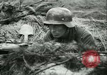 Image of German soldiers Eastern Front European Theater, 1944, second 40 stock footage video 65675021774