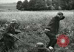 Image of German soldiers Eastern Front European Theater, 1944, second 57 stock footage video 65675021774