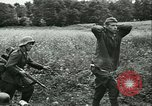 Image of German soldiers Eastern Front European Theater, 1944, second 58 stock footage video 65675021774