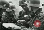 Image of German soldiers Eastern Front European Theater, 1944, second 61 stock footage video 65675021774