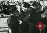 Image of General Francisco Franco Madrid Spain, 1942, second 24 stock footage video 65675021776