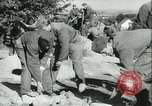 Image of Hungarian Mine sapper engineer soldiers Hungary, 1942, second 10 stock footage video 65675021781
