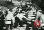 Image of Hungarian Mine sapper engineer soldiers Hungary, 1942, second 56 stock footage video 65675021781