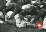 Image of Italian troops deploy in World War 2 Italy, 1942, second 3 stock footage video 65675021782