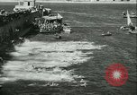 Image of Swimming meet in Barcelona Barcelona Spain, 1942, second 6 stock footage video 65675021790