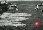 Image of Swimming meet in Barcelona Barcelona Spain, 1942, second 7 stock footage video 65675021790