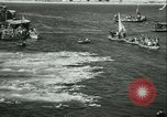 Image of Swimming meet in Barcelona Barcelona Spain, 1942, second 9 stock footage video 65675021790