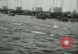 Image of Swimming meet in Barcelona Barcelona Spain, 1942, second 15 stock footage video 65675021790