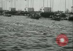 Image of Swimming meet in Barcelona Barcelona Spain, 1942, second 17 stock footage video 65675021790