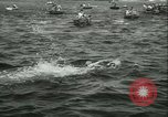 Image of Swimming meet in Barcelona Barcelona Spain, 1942, second 18 stock footage video 65675021790