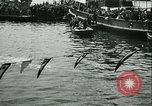 Image of Swimming meet in Barcelona Barcelona Spain, 1942, second 22 stock footage video 65675021790