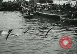 Image of Swimming meet in Barcelona Barcelona Spain, 1942, second 23 stock footage video 65675021790