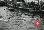 Image of Swimming meet in Barcelona Barcelona Spain, 1942, second 24 stock footage video 65675021790