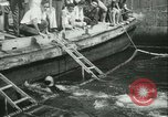 Image of Swimming meet in Barcelona Barcelona Spain, 1942, second 31 stock footage video 65675021790