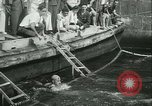 Image of Swimming meet in Barcelona Barcelona Spain, 1942, second 32 stock footage video 65675021790