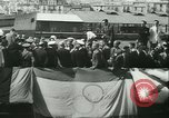 Image of Swimming meet in Barcelona Barcelona Spain, 1942, second 34 stock footage video 65675021790