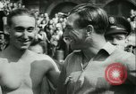 Image of Swimming meet in Barcelona Barcelona Spain, 1942, second 36 stock footage video 65675021790