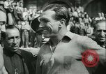 Image of Swimming meet in Barcelona Barcelona Spain, 1942, second 37 stock footage video 65675021790