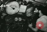 Image of Italian submarine attacks United States freighter Mediterranean Sea, 1942, second 19 stock footage video 65675021794