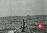 Image of Italian submarine attacks United States freighter Mediterranean Sea, 1942, second 51 stock footage video 65675021794