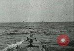 Image of Italian submarine attacks United States freighter Mediterranean Sea, 1942, second 53 stock footage video 65675021794