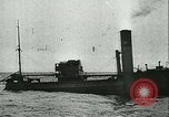 Image of Italian submarine attacks United States freighter Mediterranean Sea, 1942, second 60 stock footage video 65675021794
