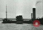 Image of Italian submarine attacks United States freighter Mediterranean Sea, 1942, second 61 stock footage video 65675021794