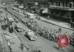 Image of Allied prisoners marched in Paris Paris France, 1944, second 4 stock footage video 65675021799