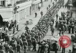 Image of Allied prisoners marched in Paris Paris France, 1944, second 12 stock footage video 65675021799